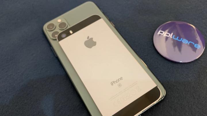 Hình ảnh iPhone Se và iPhone 11 Pro Max sẽ có iOS 14
