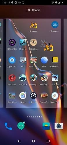 Pin màn hình chính của Android