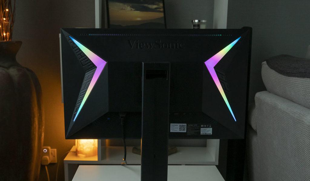 Đánh giá màn hình chơi game Viewsonic XG240R 3