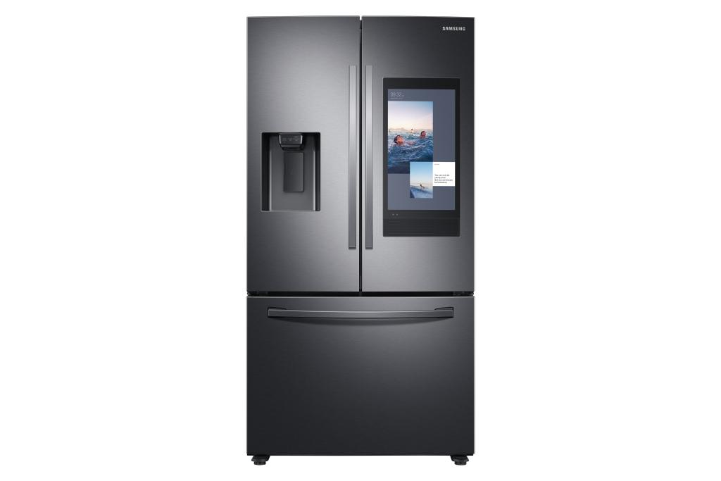 Tủ lạnh gia đình Hub, Samsung (Phát lại: Tiết lộ)