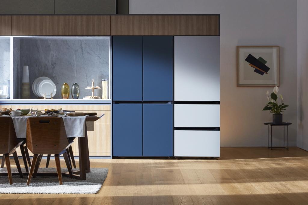 BESPOKE, tủ lạnh mô-đun của Samsung (Tiết lộ)