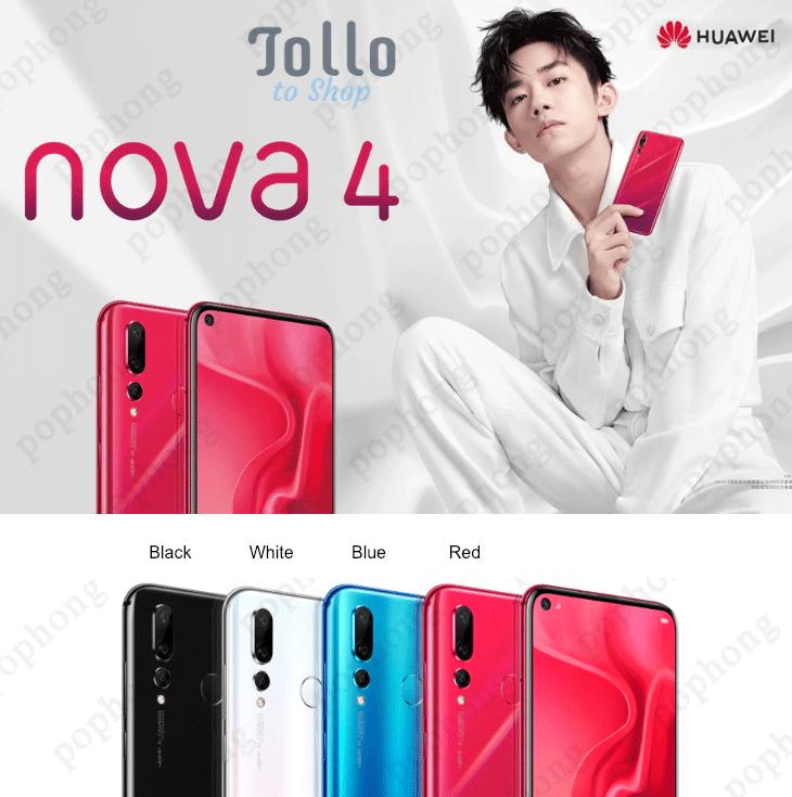 huawei nova 4 giá AliExpress
