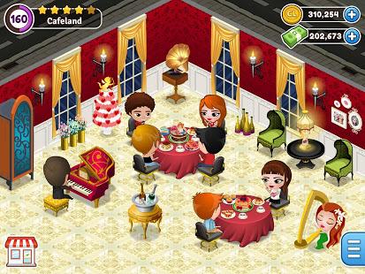 Descargar Bếp thế giới Cafeland v 2.1.21 Mod Mod 4