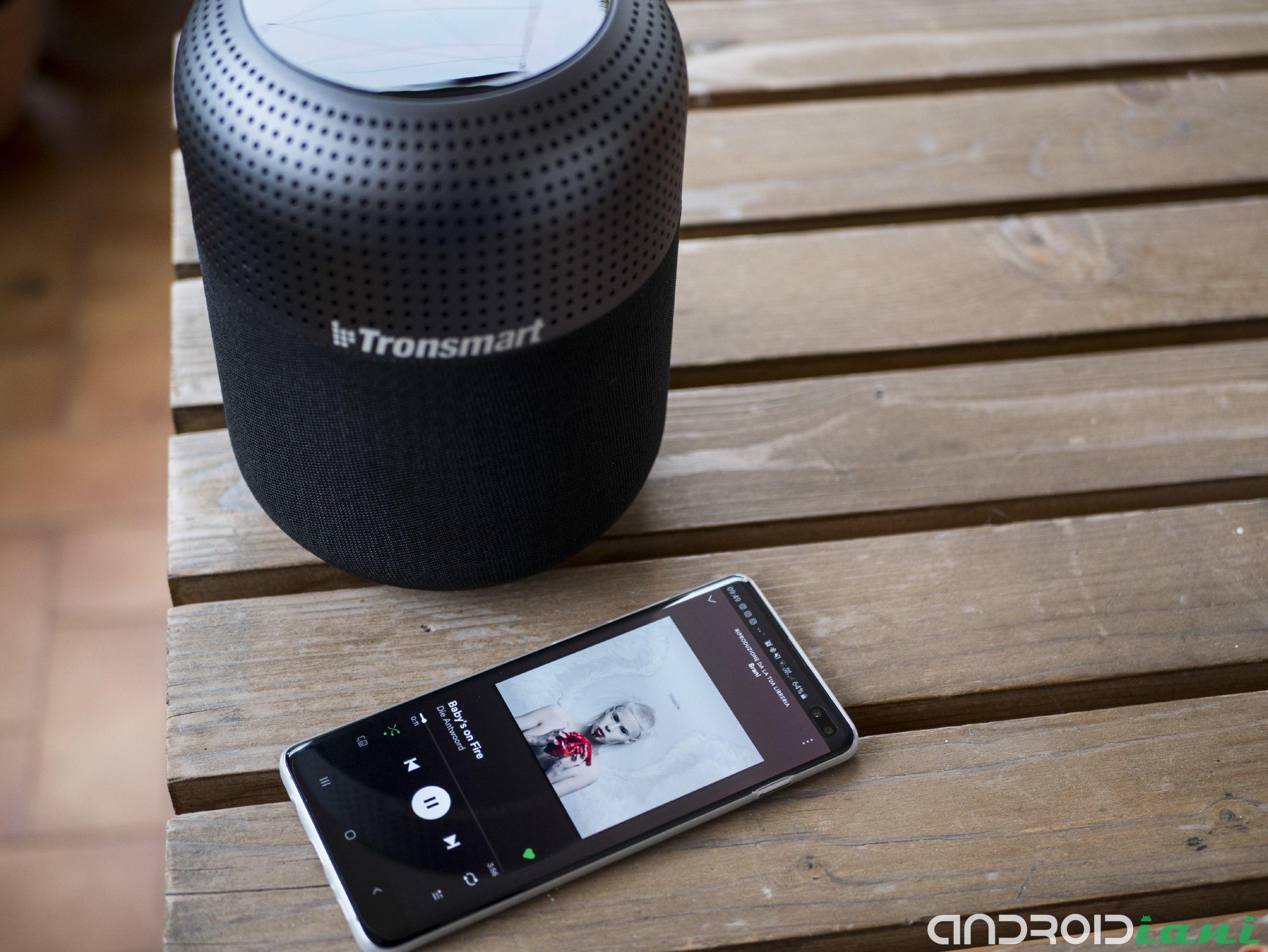 Tronsmart Element T6 Max: 60W năng lượng thuần túy! 6