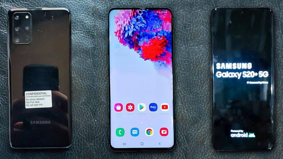 Galaxy  S20 phải là một trong những Samsung đầu tiên nhận được Android 11