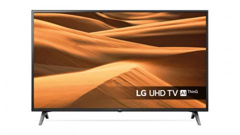 Giảm giá AO: Ghi 50 bảng cho một loạt TV khổng lồ cho ngày hết hạn chuyển nhượng 4
