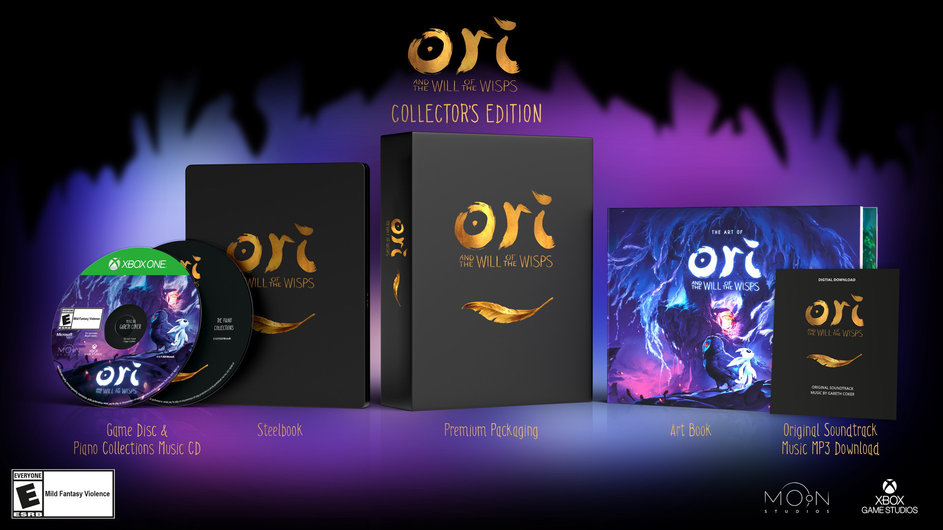 Ori and Will of the Wisps Collector