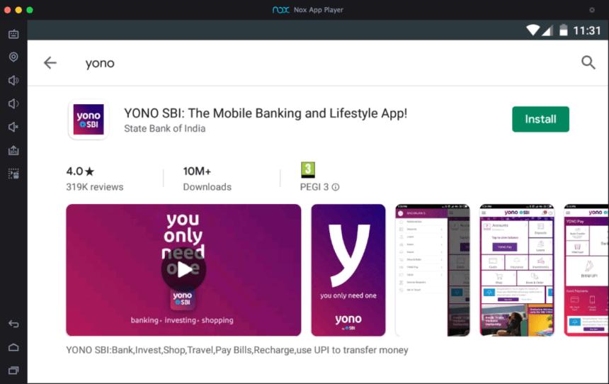 YONO SBI cho PC, Windows & Mac - Tải xuống miễn phí 3
