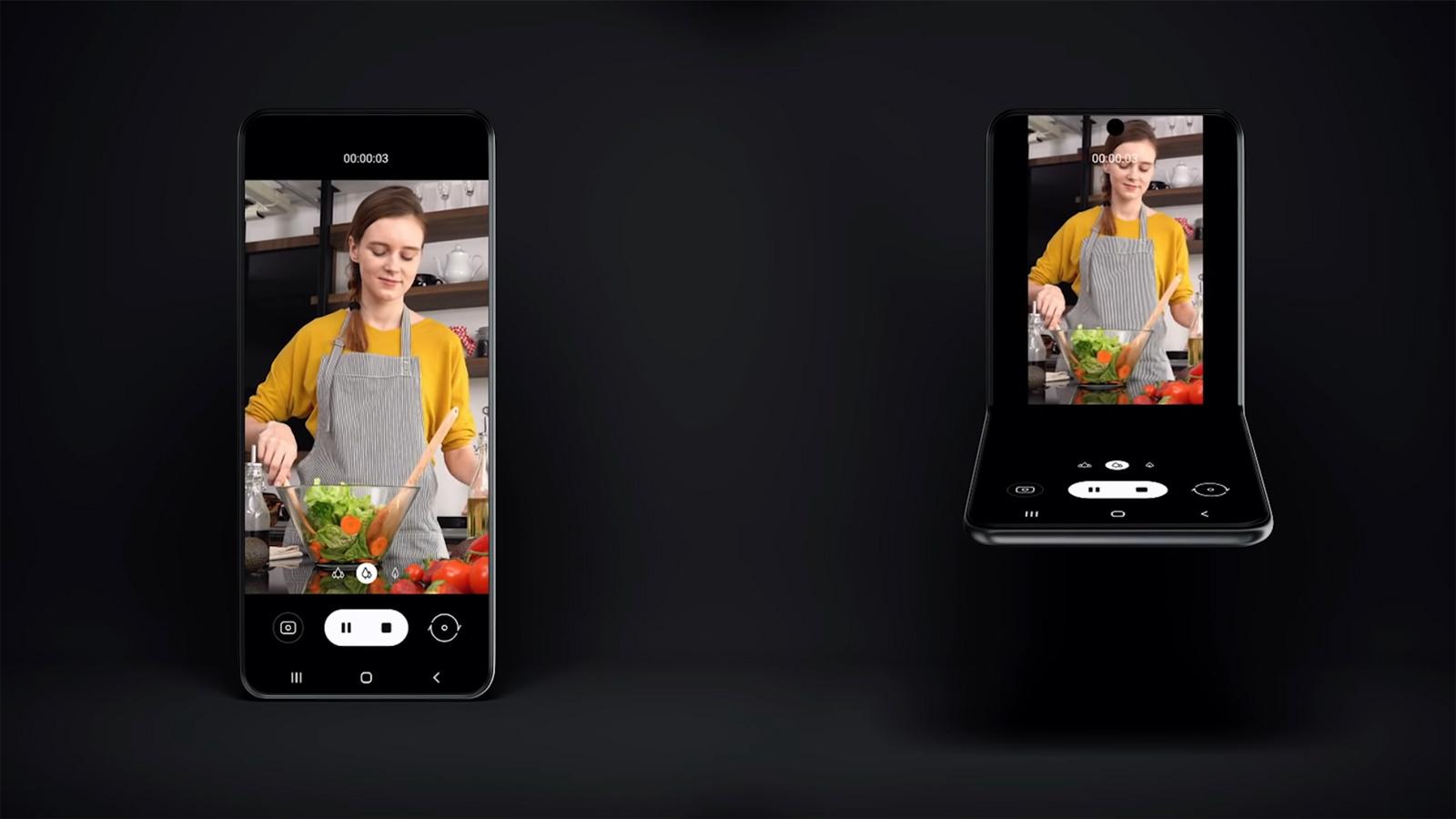 Samsung Galaxy Fold 2  sẽ cố tình được bán Galaxy Lật Z 2