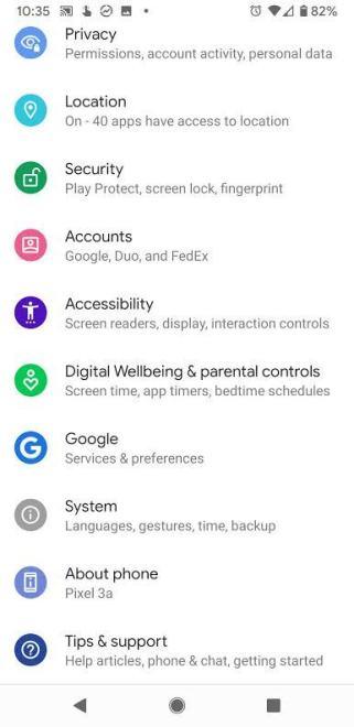 Sửa lỗi Google Pixel 5/ Điểm truy cập Internet 5XL không hoạt động