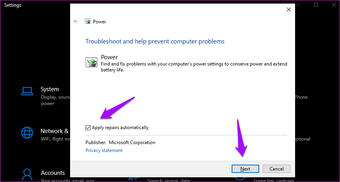 Giải quyết trình bảo vệ màn hình không hoạt động Windows 10 vấn đề 6