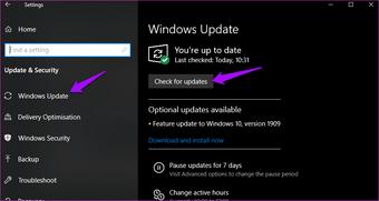 Giải quyết trình bảo vệ màn hình không hoạt động Windows 10 số 12