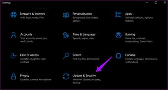 Giải quyết trình bảo vệ màn hình không hoạt động Windows 10 số 11