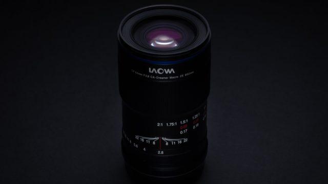 Laowa 65mm f /2.8 Ống kính APO 2X Macro cho APS-C được công bố 2