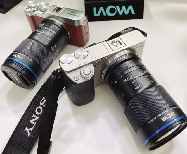 Laowa 65mm f /2.8 Ống kính APO 2X Macro cho APS-C được công bố 10