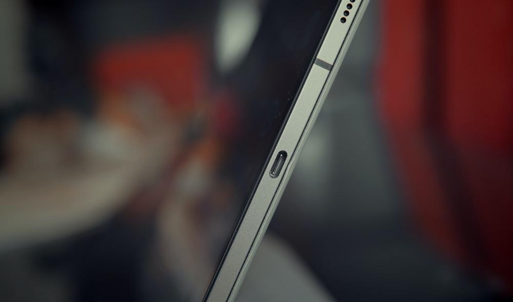 iPad của thiếu cảng không phải là một vấn đề, đối với một số