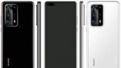 Những đồ họa này nhằm hiển thị Huawei P40 Pro Premium Edition.