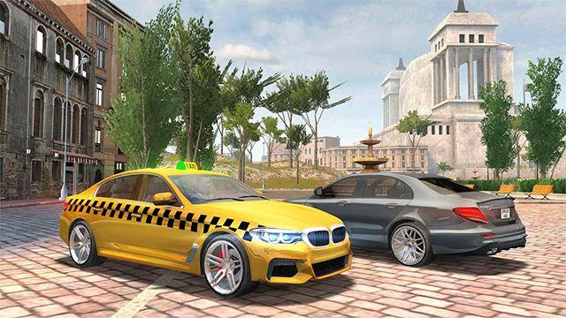 Tải xuống Taxi Sim 2020 Mod Apk phiên bản mới nhất cho Android