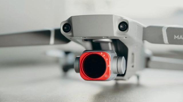 Bộ lọc ND biến đổi cho máy ảnh và DJI Mavic 2 Chuyên nghiệp 5