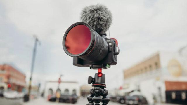 Bộ lọc ND biến đổi cho máy ảnh và DJI Mavic 2 Chuyên nghiệp 2