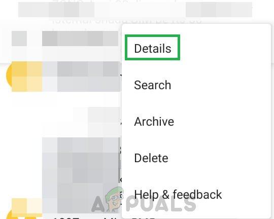 Làm cách nào để chặn văn bản trên Android? 3