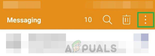 Làm cách nào để chặn văn bản trên Android? 6