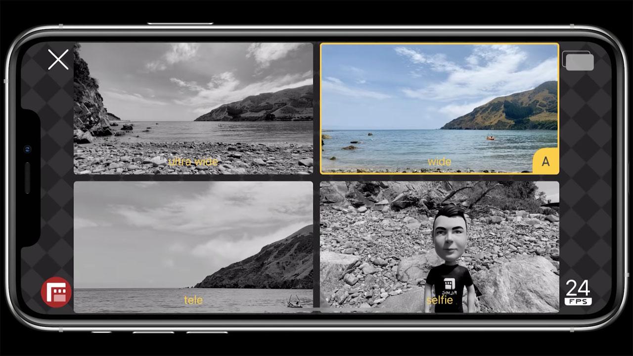 FiLMiC DoubleTake cho phép ghi nhiều camera trên iPhone; Hiện có sẵn trong Apple Cửa hàng ứng dụng 2