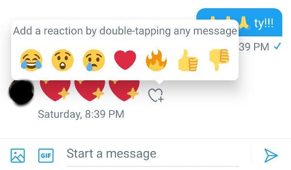 Twitter  phản ứng