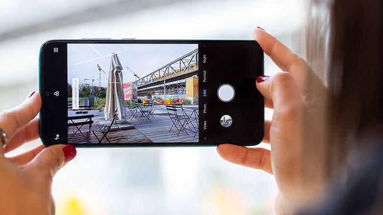 AndroidPIT Xiaomi redmi lưu ý 8 ứng dụng camera xanh pro2