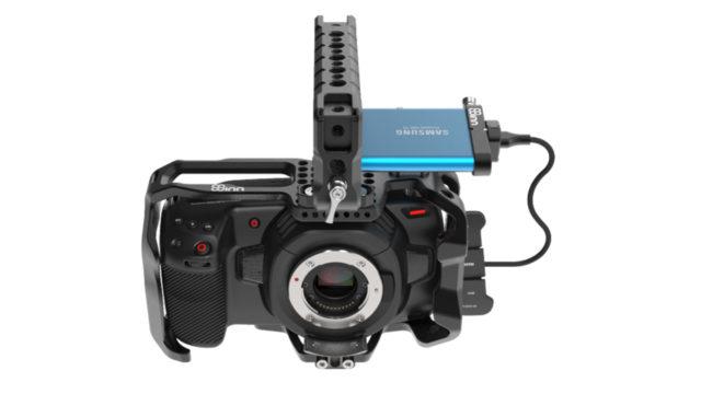 SSD di động Samsung T7 Touch - Nhà làm phim, người bạn tốt nhất tiếp theo 2