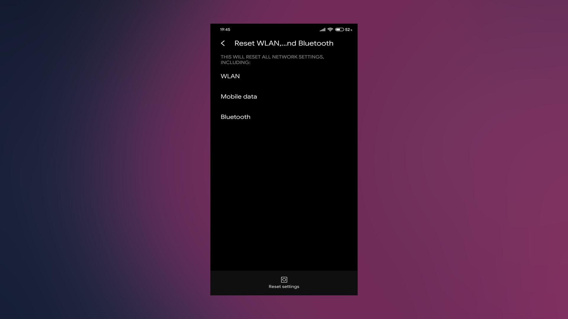 vpn không kết nối android
