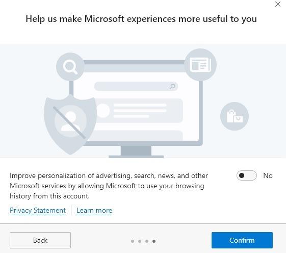 Bảo mật Microsoft Edge
