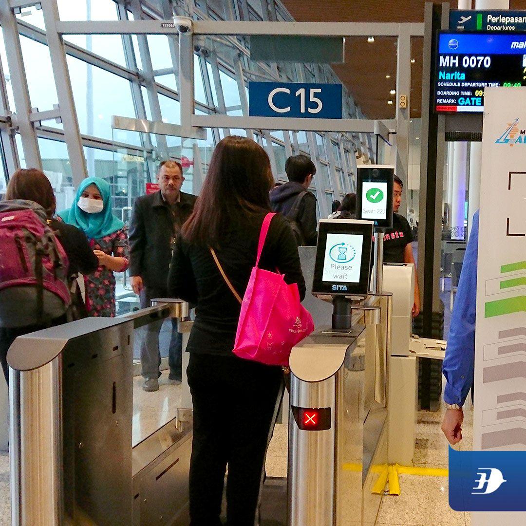 Malaysia Airlines hiện đang thử nghiệm tính năng một mã thông báo mới để tăng tốc độ đăng ký và lên máy bay 2