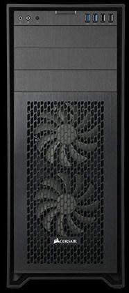 Corsair Obsidian 750d Thiết kế
