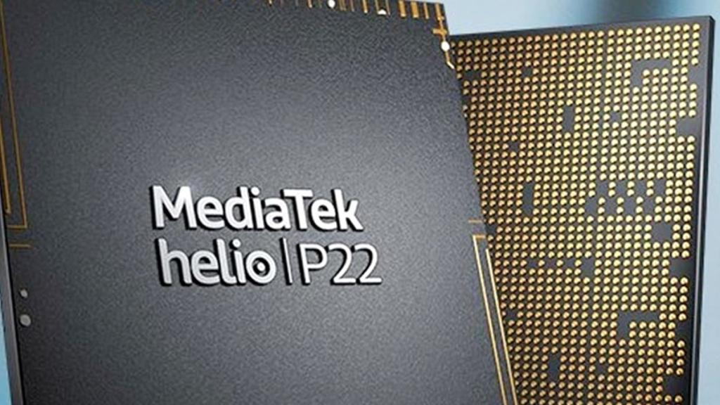 Helio P22 là một chipset cơ bản với tốc độ xung nhịp tối đa 2.0GHz và trí tuệ nhân tạo