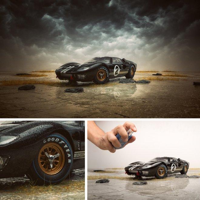 Nhiếp ảnh gia đáng kinh ngạc này tạo ra thế giới mới với nghệ thuật và thủ công 5