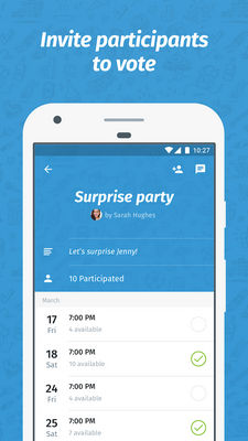 11 ứng dụng kế hoạch sự kiện tốt nhất cho Android và iOS 8