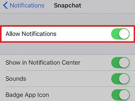 Làm thế nào để biết nếu ai đó đang gõ vào Snapchat 3