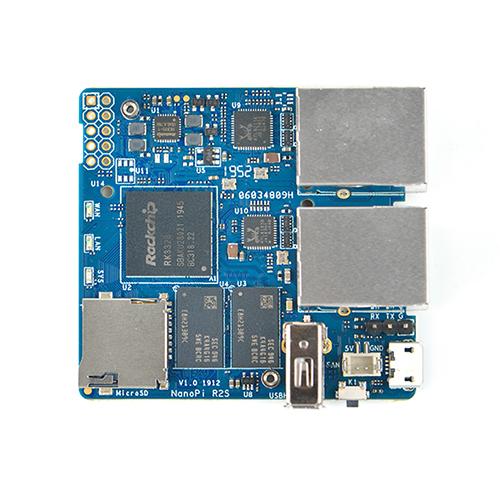 Một Mâm xôi Thay Thế NanoPi R2S, Đang Và sắp Tới, Có 2 Ethernet 2