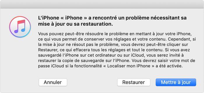 itunes khôi phục iphone Làm thế nào để gỡ cài đặt beta từ iOS 13 hoặc iPadOS?