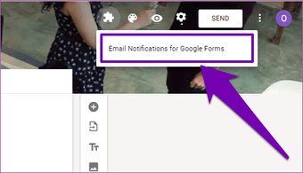 Nhận phản hồi của Google Forms trong Email 08