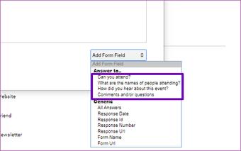 Nhận phản hồi của Google Forms trong Email 14