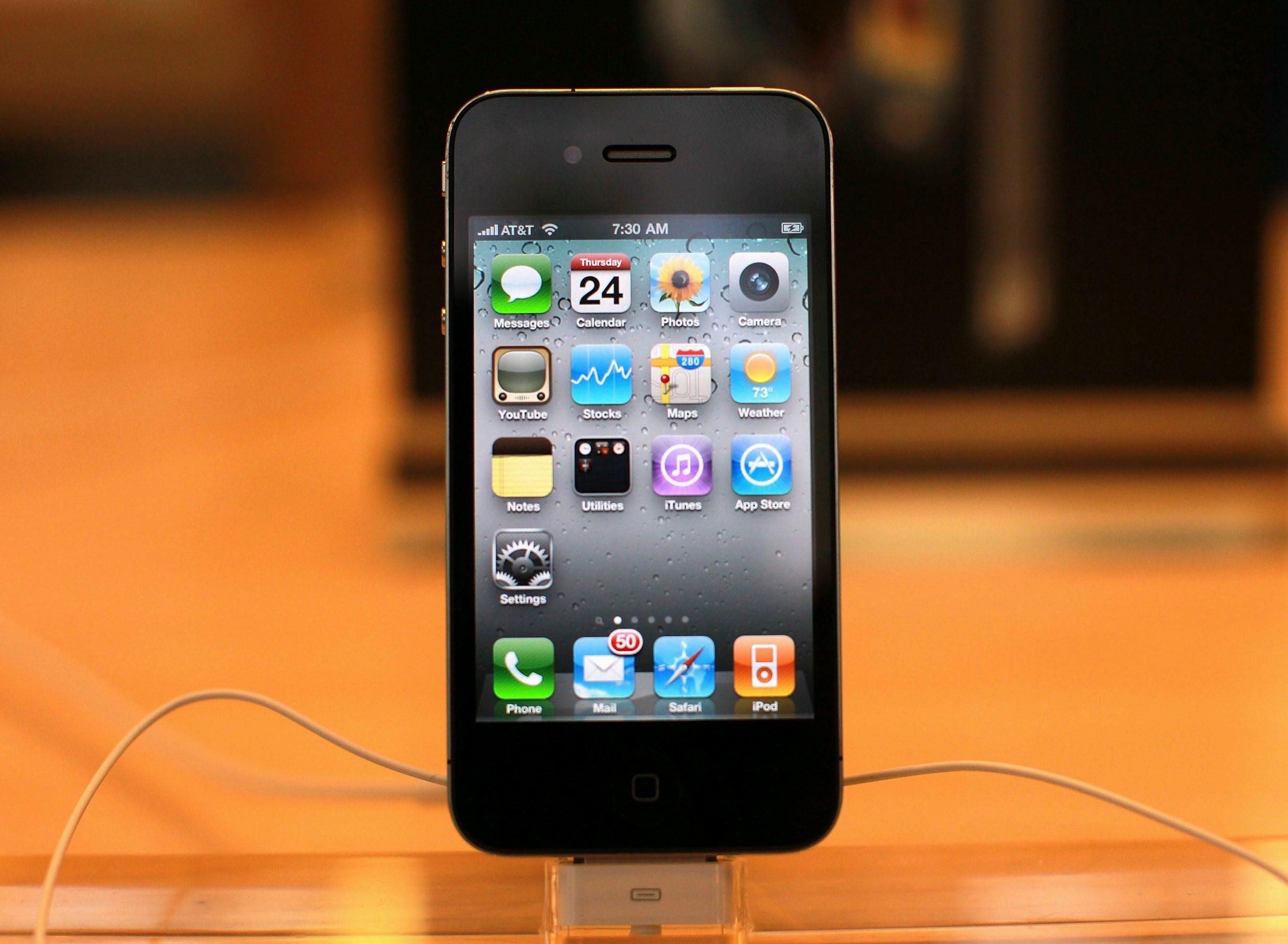 Sử dụng rất cũ smartphones có thể khiến bạn có nguy cơ bị tấn công nghiêm trọng