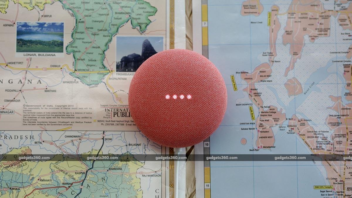 Đánh giá Google Nest Mini Google Nest Mini