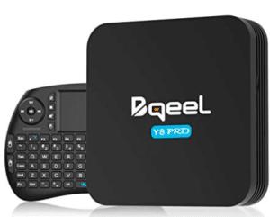 hình ảnh của Bqueel android set top box