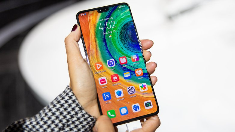 AndroidPIT huawei mate 30