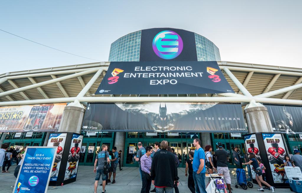 E3 là hội chợ trò chơi lớn nhất hành tinh