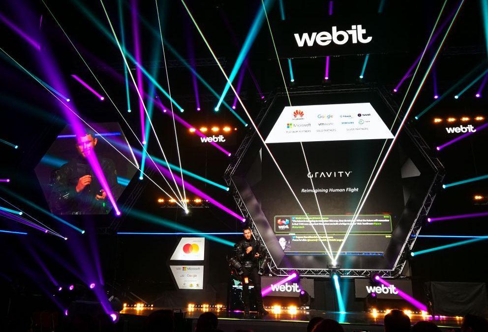 WEBIT.FESTIVAL một lễ hội quan trọng đối với lục địa châu Âu