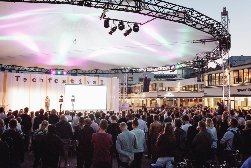 Liên hoan công nghệ Copenhagen quy tụ hơn 200 bài giảng, cơ sở vật chất, phiên và hoạt động tại Copenhagen