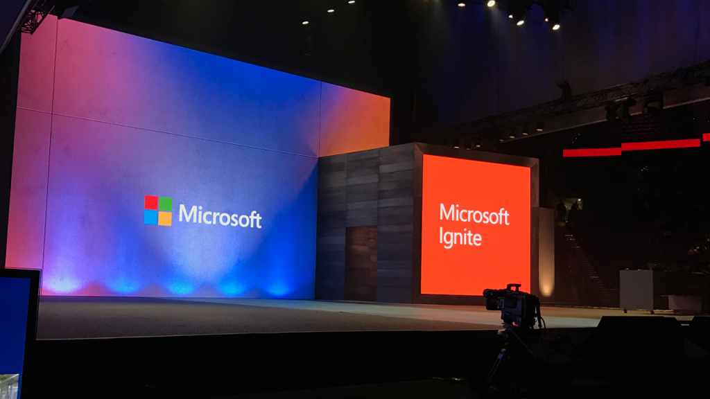 Hội nghị thường niên của Microsoft dành cho các chuyên gia công nghệ